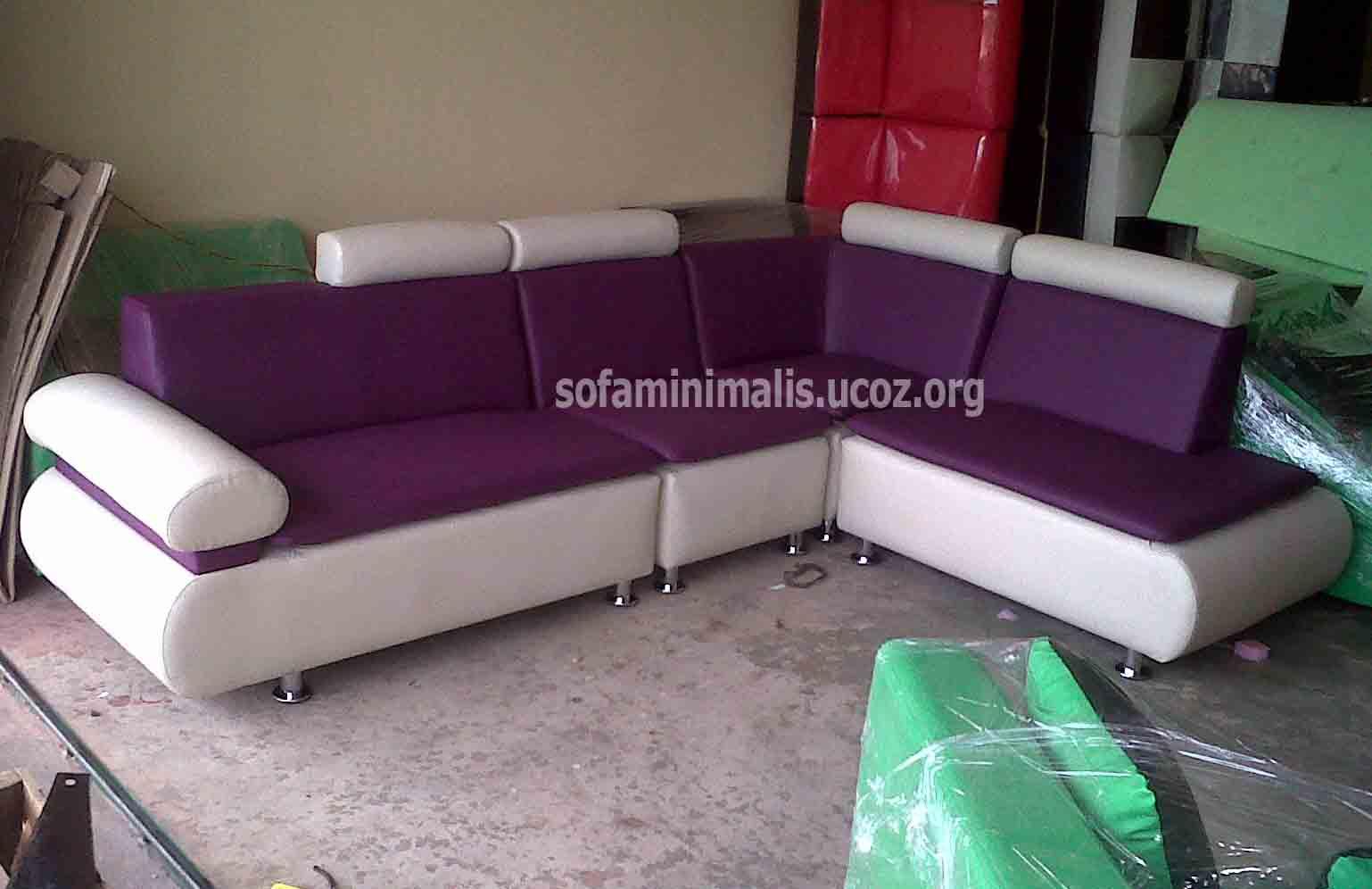 Menerima Pesanan Sofa Minimalis