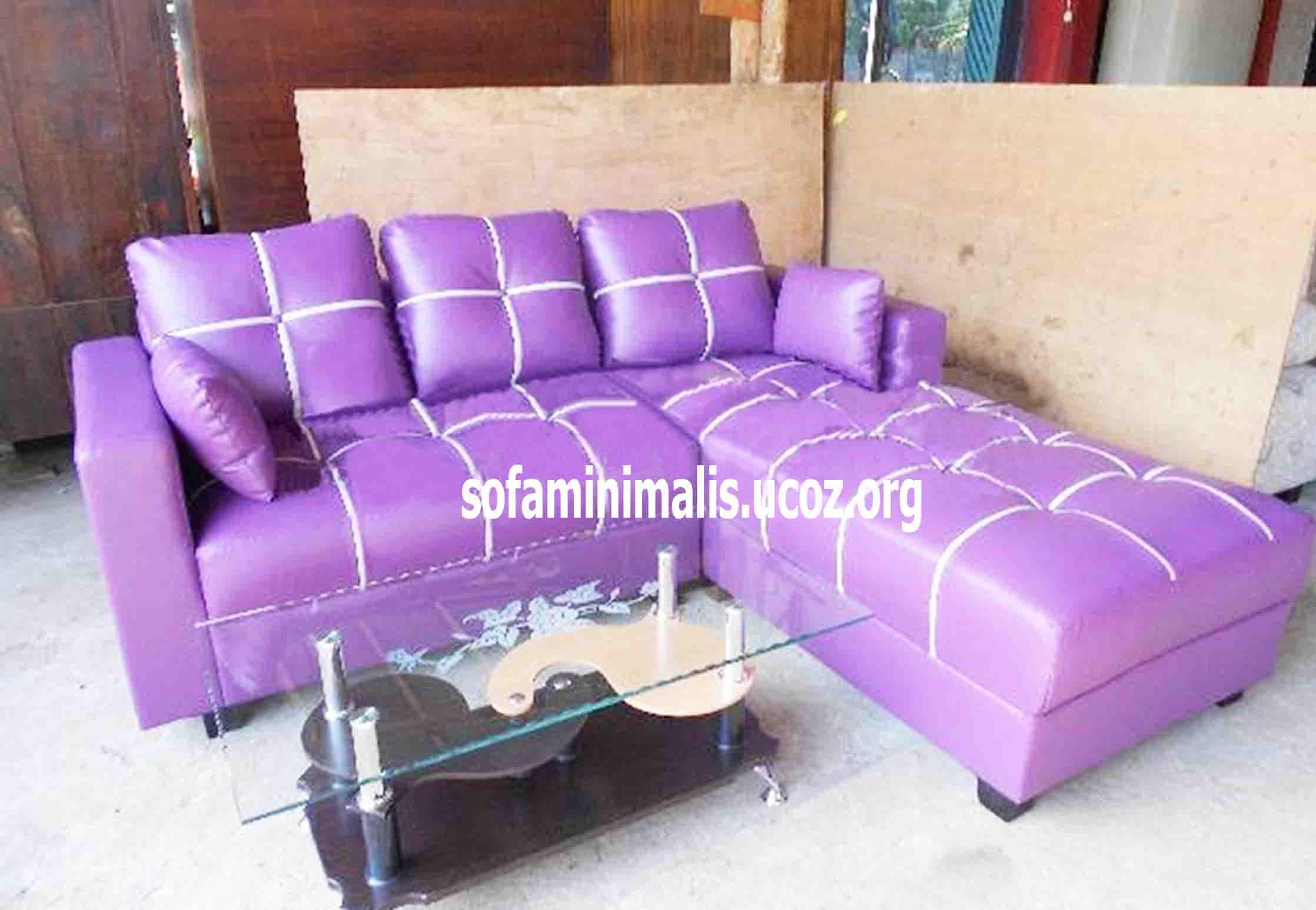 Mejual Sofa Minimalis Murah Berkualitas